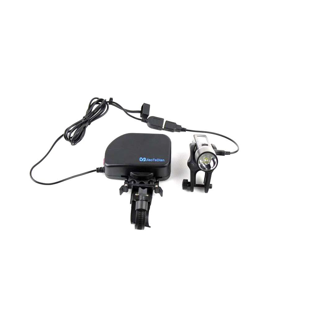 Dinamo Cargador USB p/ Cadena (5v/1000mA)
