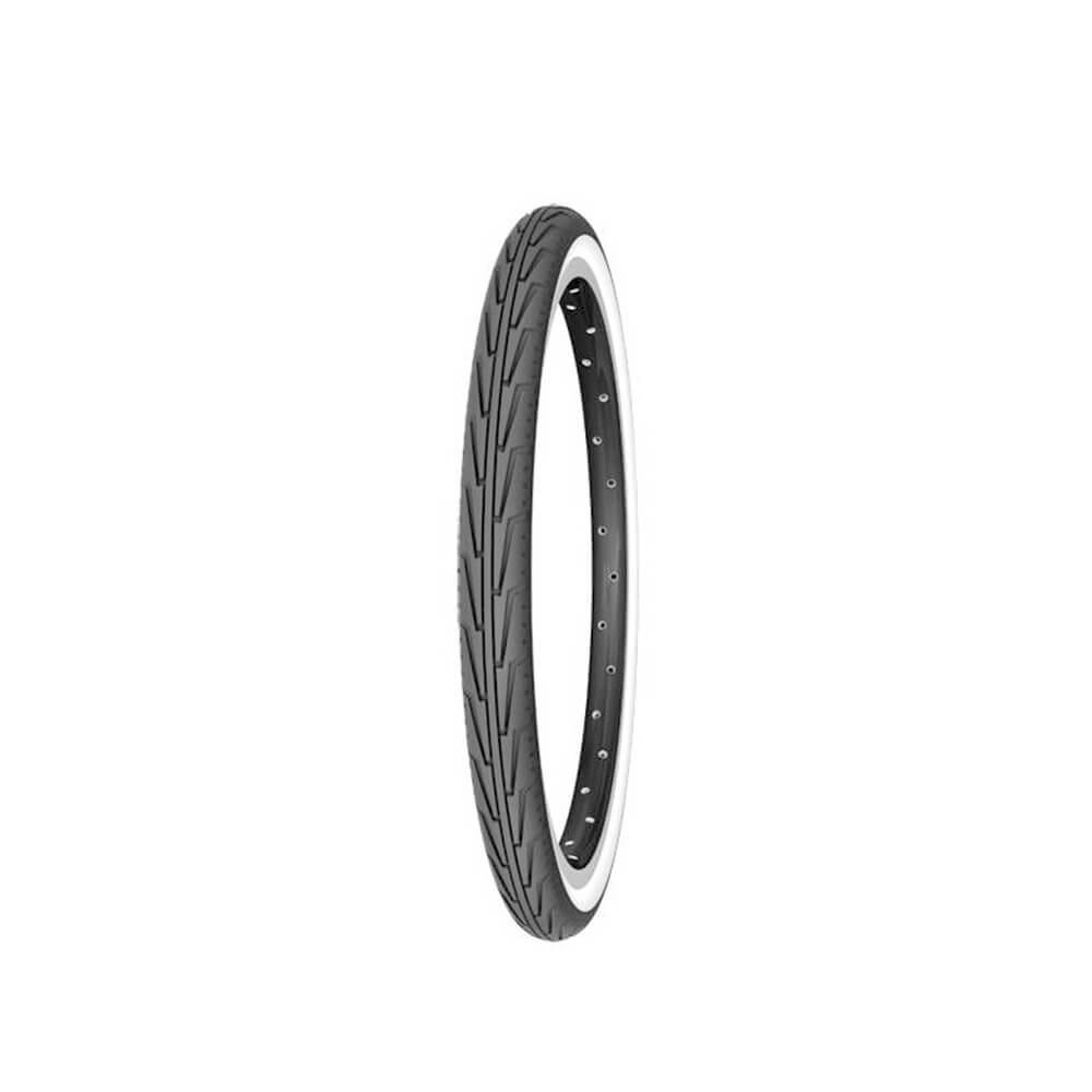 Cubierta Michelin City´J 18 x 1.3/8 (ETRTO 37-390) B/N